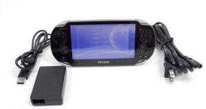 Sony PlayStation Vita PCH-1101 Handheld Console 4