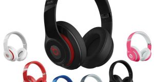 "Beats by Dr. Dre Studio 2.0 Over-Ear Headphones all colors ""NOT WIRELESS"" 2"