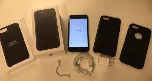 Apple iPhone 7 - 256GB - Black (Verizon) Smartphone 1