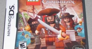 Lego Pirates of the Caribbean for Nintendo DS Brand New! Factory Sealed! 8