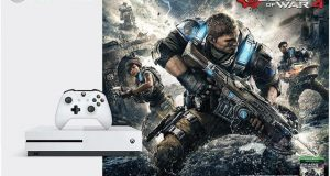 Xbox One S 1TB Console - Gears of War 4 Bundle 2