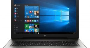 "HP 17-X061NR 17.3"" Laptop Intel Core i3-5005U 2.0GHz 8GB 1TB Windows 10 1"