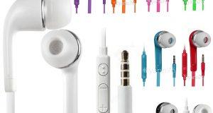 In-Ear Earphones Headphone 3.5mm for Samsung Galaxy iPod MP3 MP4 PC iPhone Music 4