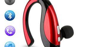 Bluetooth Wireless Earbuds Headset Earphone Headphone For iPhone Samsung LG HTC 2