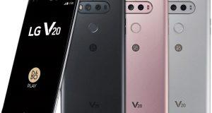 "LG V20 H990DS 64GB Dual Sim (FACTORY UNLOCKED) 5.7"" 4GB RAM - Titan Pink silver 2"