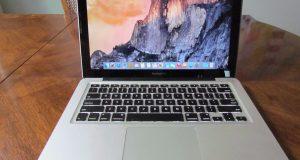 Apple MacBook Pro 13 Early 2011 Intel Core i7 4GB RAM 320GB HDD 1