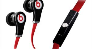 Beats by Dr. Dre Tour In-Ear Earbuds Headphones with Remote & Mic - Black / Red 6