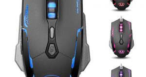 Magece G2 Gaming Mouse 3200 DPI LED Optical USB Wired Gaming Mice 7 Buttons 6