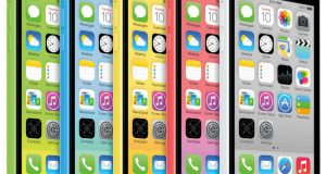 Apple iPhone 5C 4S GSM UNLOCKED AT&T T-MOBILE cell phone EXPEDITED SHIPPING 8