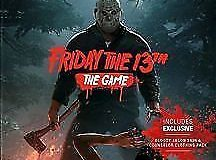 Friday the 13th: The Game PS 4 NEW FREE SHIPPING 4
