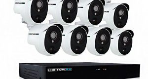 Night Owl 8 Ch 5MP Extreme HD Video Security DVR w/ 2 TB HDD and 8 x 5MP Cameras 4