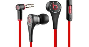 Beats by Dr. Dre Tour 2.0 Black Wired In Ear Headphones Genuine 4