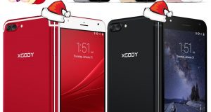 "16GB XGODY Quad Core Unlocked 5.5"" Android 5.1 Smartphone 3G/GSM Cell Phone 2SIM 1"