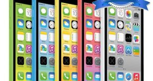 Apple iPhone 5C Factory Unlocked Dual Core 8GB 16GB 32GB WiFi Smartphone 4