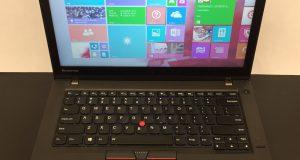 Lenovo ThinkPad T450 Touchscreen i7-5600U 5th Gen 256GB SSD 8GB WIN 8.1 OEM 2019 1