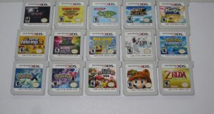 Nintendo 3DS Games (You Choose Your Own Titles) 8