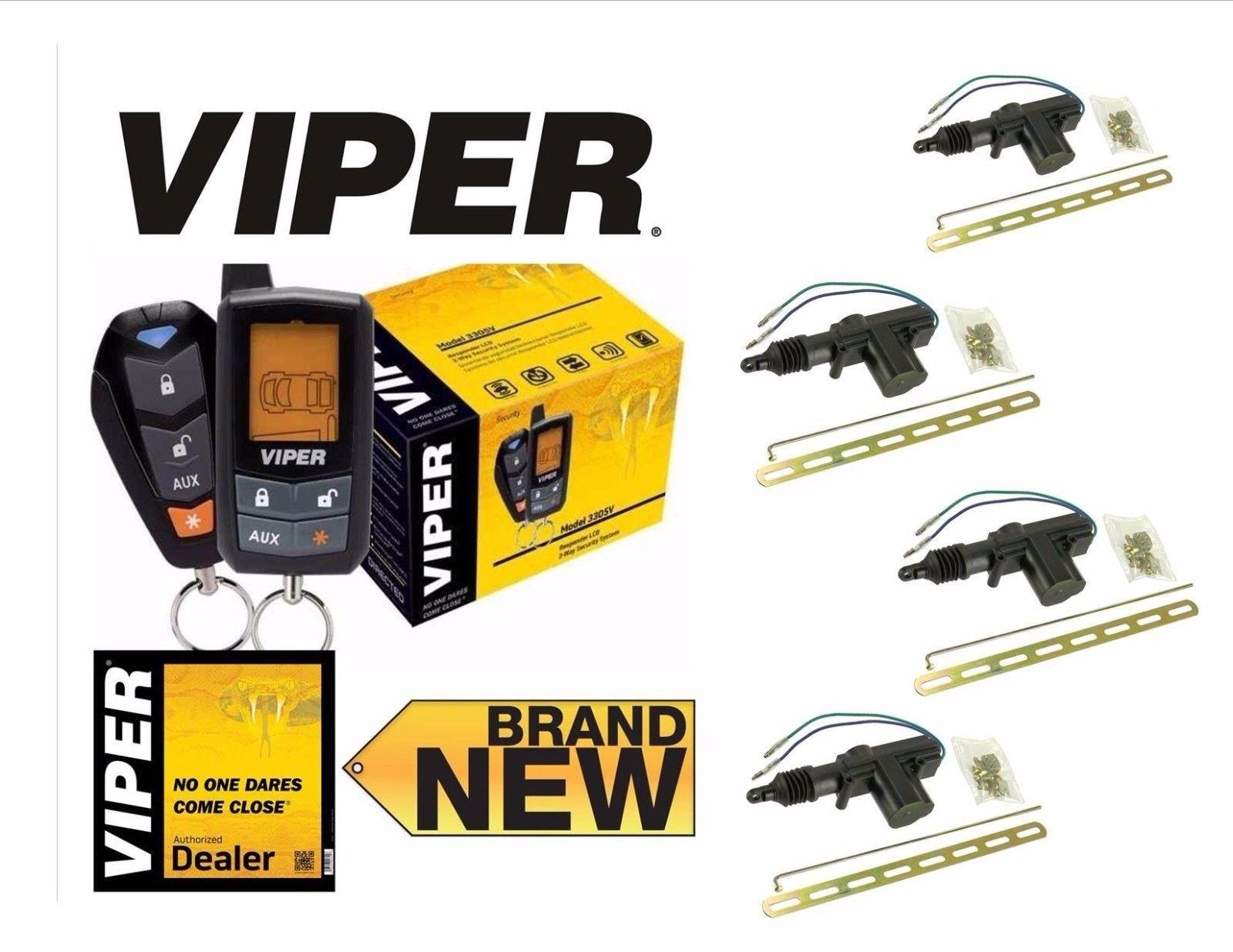 Viper V  Way Car Security
