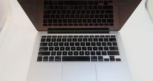 "Apple MacBook Pro A1502 13.3"" Laptop - MF840LL/A (March, 2015, Silver) #MX37 8"