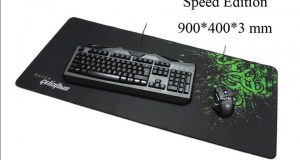 New Very Large Razer Goliathus Gaming Mouse Pad Mat Speed Edition 900*400*3mm 8