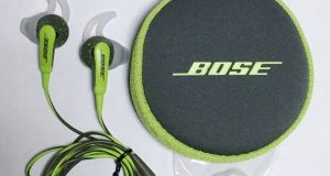Genuine Bose SoundSport Sound Sport In-Ear Headphones (iOS Apple) Energy Green 6