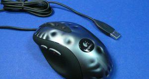 New Logitech MX518 Gaming Mouse 1800 dpi MX 518 USB Optical Mouse 1