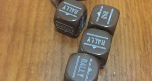 Warlord Games Bolt action  WGB-DICE Order Die Brown British single (1) 2