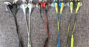 Bose SoundSport In-Ear Earphones Headphones Volume & Mic Controls Multi-Colors 4