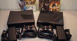 1 Microsoft XBOX 360 Bundle w/ 3 Games - 4GB, 250GB, 320GB, 500GB 4