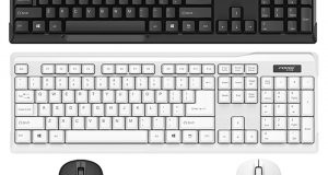 2.4G Wireless Gaming Keyboard and Mouse Combo Set for All PC Laptop 8