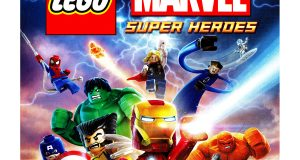 LEGO Marvel Super Heroes PS3 [Brand New] 2