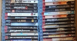 Large selection of PS3 Games, excellent conditon 6