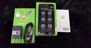 Excellent Motorola MOTO G5 Plus 32GB Lunar Grey GSM Unlocked Smartphone XT1687 4
