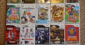 Nintendo Wii Games! You Choose from Large Selection! Many Titles! Mario Kirby 1