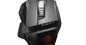 Mad Catz R.A.T. M Wireless Gaming Mouse -PC, Mac & Mobile Devices - Glossy Blac 8