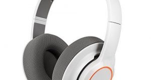 SteelSeries Siberia RAW Prism White Headband Windows Mac PC Gaming Headset New 4