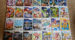Nintendo Wii Games! You Choose from Large Selection! Many Titles! $3.95 Each! 8