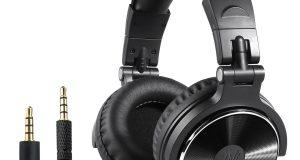 Professional Studio Headphones Closed Back Over Ear DJ Stereo Monitor Headset 8