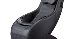 BestMassage Curved Video Gaming Massage Chair Wireless Bluetooth Audio Long Rail 8