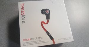 NEW OEM Beats by Dr. Dre Tour In-Ear Headphones with a Talk Controler 1