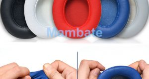 2x Replacement Ear Pad Cushion for Beats by dr dre Studio 2.0 Headphone Wireless 4