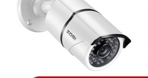 ZOSI Full HD 1080P 2MP 4in1 Outdoor Weatherproof 100ft Security Camera Day Night 4