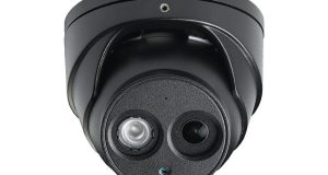 Lorex 8MP 4K IP Audio Turret / Dome Camera LNE8950A, 200ft IR Color Night Vision 8
