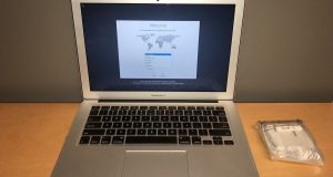 "Apple MacBook Air 13"" Laptop Dual Core i5 4GB RAM / 256GB SSD 10.10 MJVE2LL/A 6"