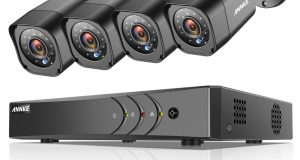 ANNKE 8CH 5in1 HD 1080N DVR 1500TVL Outdoor IR Home CCTV Security Camera System 1