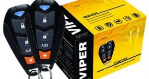 VIPER 3102V CAR ALARM VEHICLE SECURITY SYSTEM KEYLESS ENTRY 2 REMOTE CONTROL DEI 6