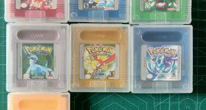 Pokemon Game Cards For Nintendo GB GBC GBA Game Boy Playing Card US Version USA 8