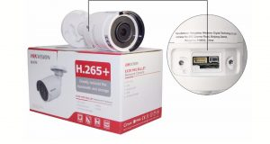Hikvision 8MP IP67 POE Outdoor CCTV Security Bullet Camera DS-2CD2085FWD-I 2.8mm 8