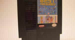 Super Games 143 in 1 Nintendo NES Cartridge Multicart v1.01 153 in 1 - 100 Best 2
