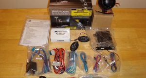 Audiovox AX 510 AX510 Car Remote Security System 2