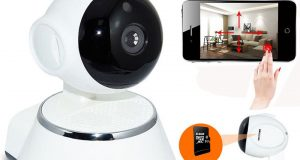 Wireless Pan Tilt 720P Security CCTV IP Camera WIFI Night Vision Webcam USA 8